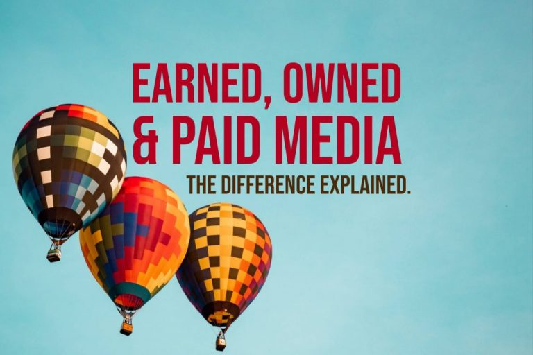 What Are Paid, Owned, and Earned Media?