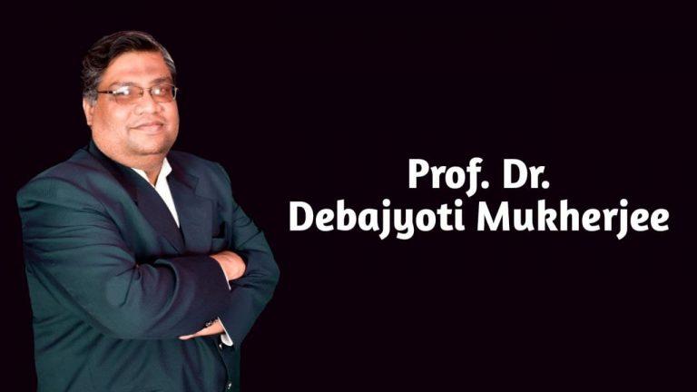 Dr. Debajyoti Mukherjee
